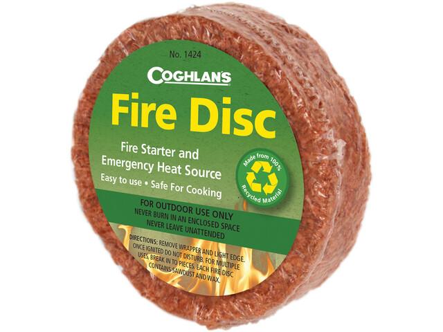Coghlans Fire Disc - Combustible solide - marron